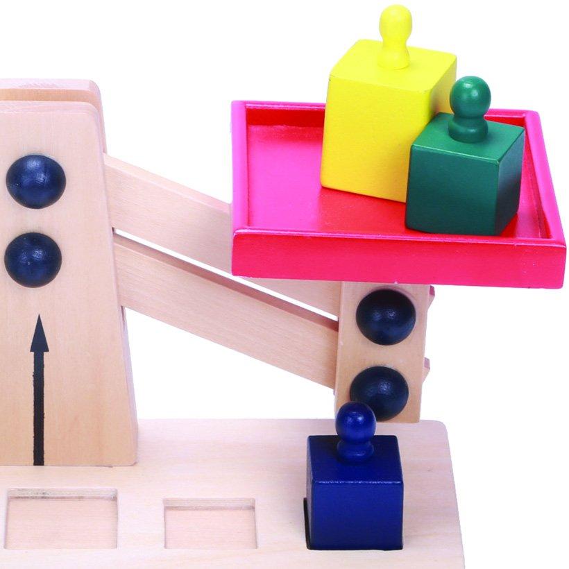 Ahsap Terazi Anaokulu Oyuncaklari Kitatoys Com Da Uygun Fiyat