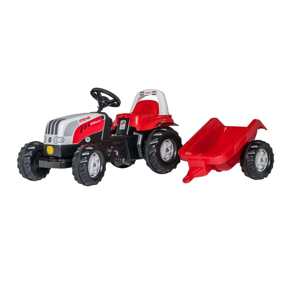 Romorklu Traktor Steyr Bahce Oyuncaklari Oyun Grubu Kitatoys Com Da