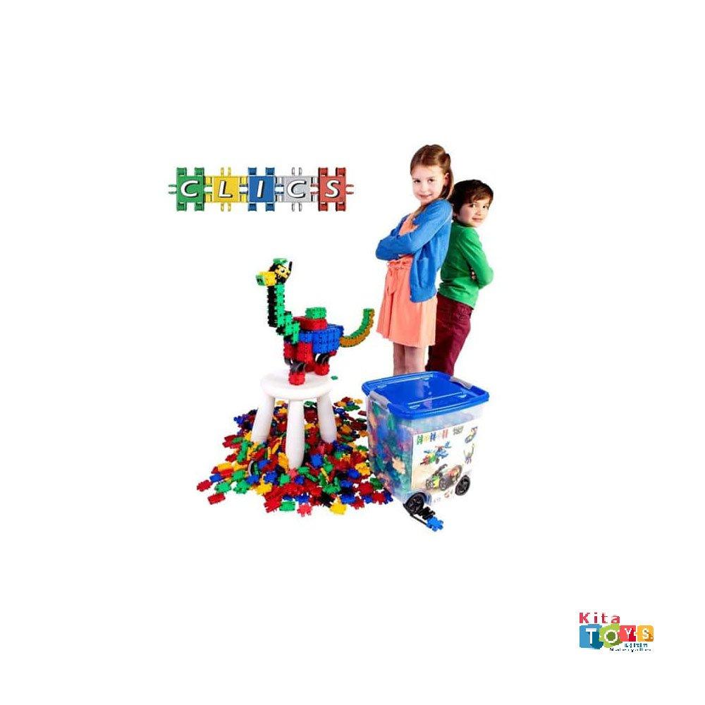 Okul Oncesi Oyuncak Clics Junior Lego 300 Kitatoys Com Anaokulu